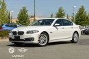 Used 2014 BMW 528 i xDrive Premium Package! for sale in Langley, BC