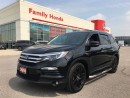 Used 2016 Honda Pilot EX-L w/RES for sale in Brampton, ON