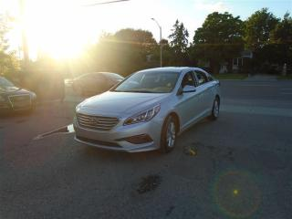 Used 2017 Hyundai Sonata GL, BACK UP CAMERA for sale in Scarborough, ON