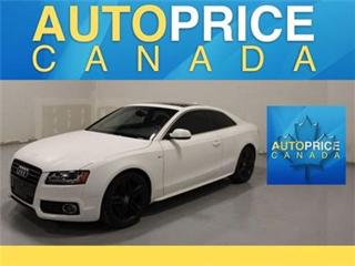 Used 2010 Audi A5 2.0T S-LINE NAVIGATION AND MORE for sale in Mississauga, ON