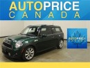 Used 2014 MINI Cooper Clubman S SPORT PKG PANOROOF for sale in Mississauga, ON