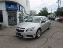 Used 2013 Chevrolet Cruze LS for sale in Brantford, ON