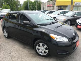 Used 2010 Toyota Matrix AUTO/ POWER GROUP/ LOW KMS/ VERY CLEAN for sale in Scarborough, ON