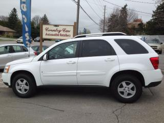 Used 2009 Pontiac Torrent Clean SUV FWD - Financing Available for sale in Bradford, ON