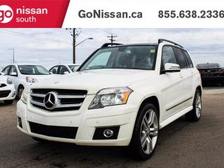 Used 2010 Mercedes-Benz GLK-Class HEATED SEATS, DUAL SUN ROOF, 4 MATIC!! for sale in Edmonton, AB