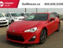 Used 2014 Scion FR-S Base 2dr Coupe for sale in Edmonton, AB