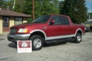Used 2001 Ford F-150 XLT for sale in Glencoe, ON