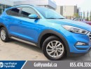 Used 2017 Hyundai Tucson SE LEATHER SUNROOF BACKUP CAMERA for sale in Edmonton, AB