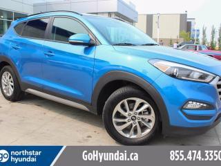 Used 2017 Hyundai Tucson SE LEATHER SUNROOF BACKUP CAMERA for sale in Edmonton, AB