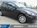 Used 2016 Hyundai Accent HEATED SEATS BLUETOOTH for sale in Edmonton, AB
