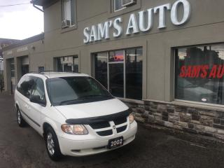 Used 2002 Dodge Grand Caravan Sport for sale in Hamilton, ON