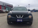 Used 2012 Nissan Juke SL for sale in Timmins, ON
