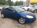 Used 2006 Pontiac G6 GTP/ ALLOYS/ SUNROOF/ AUTO/ LEATHER for sale in Scarborough, ON