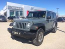 Used 2014 Jeep Wrangler SPORT for sale in Timmins, ON