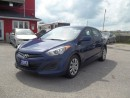 Used 2013 Hyundai Elantra GT GL for sale in Orillia, ON