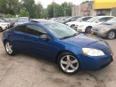Used 2006 Pontiac G6 GTP/ ALLOYS/ SUNROOF/ AUTO/ LEATHER for sale in Pickering, ON
