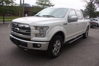 Used 2016 Ford F-150 Lariat for sale in North York, ON