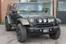 Used 2007 Jeep Wrangler Sahara Unlimited *NO ACCIDENTS, 6 SPD, SPECIAL* for sale in Scarborough, ON