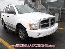 Used 2004 Dodge DURANGO SLT 4D UTILITY 4WD for sale in Calgary, AB