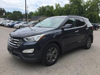 Used 2013 Hyundai SANTA FE SPORT * REAR PARKING SENSOR * BLUETOOTH * SAT RADIO SYSTEM for sale in London, ON
