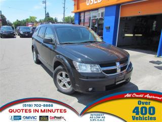 Used 2010 Dodge Journey SE | SAT RADIO | BLUETOOTH for sale in London, ON