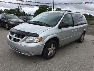 Used 2006 Dodge GRAND CARAVAN SXT * DVD * POWER GROUP * 7 PASS for sale in London, ON