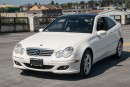 Used 2006 Mercedes-Benz C-Class C230 Sport -Coquitlam Location - 604-298-6161 for sale in Langley, BC