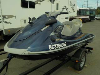 Used 2012 Yamaha VX110 Waverunner w/ Karavan Double Jet Ski Trailer for sale in Burnaby, BC