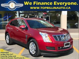 Used 2013 Cadillac SRX AWD Luxury Collection, Navigation, Pano Roof for sale in Concord, ON
