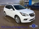 Used 2017 Buick Envision Premium II AWD for sale in Shaunavon, SK
