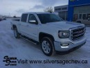 New 2017 GMC Sierra SLT 1500 Crew Cab 4WD Premium Plus for sale in Shaunavon, SK