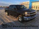 New 2017 Chevrolet Silverado 1500 Crew Cab 4WD 5.3L V8 Heated Leather for sale in Shaunavon, SK