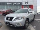 Used 2016 Nissan Pathfinder SV 4WD for sale in Belleville, ON