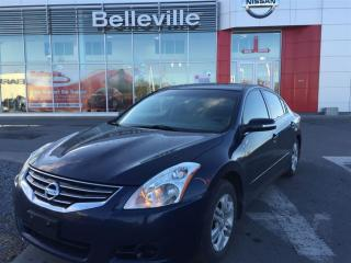 Used 2012 Nissan Altima 2.5 SL for sale in Belleville, ON