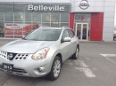 Used 2013 Nissan Rogue SL 1 0WNER LOCAL TRADE for sale in Belleville, ON