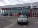 Used 2013 Nissan Rogue SL AWD 1 OWNER LOCAL TRADE for sale in Belleville, ON