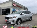 Used 2016 Kia Sedona LX+ ENJOY THE DRIVE MORE THAN THE DESTINATION!!! for sale in Grimsby, ON