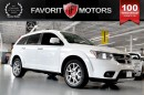 Used 2013 Dodge Journey R/T AWD | LTHR | HEATED SEATS/STEERING | BLUETOOTH for sale in North York, ON