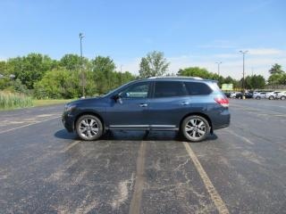 Used 2014 Nissan PATHFINDER SL PLATINUM 4WD for sale in Cayuga, ON