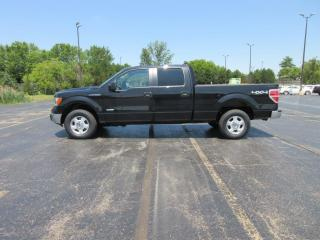 Used 2014 Ford F150 XLT CREW ECOBOOST 4X4 for sale in Cayuga, ON