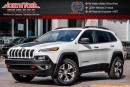 Used 2017 Jeep Cherokee Trailhawk 4x4|Trailer Tow Pkg|Nav|Backup Cam|Bluetooth|17
