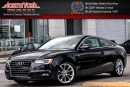 Used 2016 Audi A5 Quattro S-Line|Nav|Leather|Sunroof|HTD Frnt Seats|Keyless_Go|18