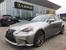 Used 2014 Lexus IS 350 F Sport Premium Package for sale in Brampton, ON