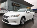Used 2014 Lexus ES 350 Leather and Navigation Package for sale in Brampton, ON