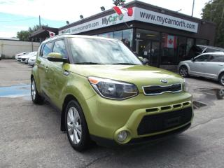 Used 2014 Kia Soul EX for sale in Kingston, ON