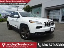 Used 2016 Jeep Cherokee Sport W/ BLUETOOTH & PANO SUNROOF for sale in Surrey, BC