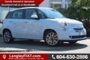 Used 2014 Fiat 500 L Sport NO ACCIDENTS, B.C OWNED for sale in Surrey, BC