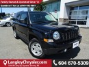 Used 2013 Jeep Patriot W/ AIR CONDITIONING & POWER GROUP for sale in Surrey, BC