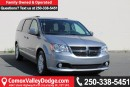 Used 2016 Dodge Grand Caravan Crew KEYLESS ENTRY, HEATED SEATS, BLUETOOTH, BACK UP CAMERA, STOW N' GO SEATS, POWER LIFTGATE for sale in Courtenay, BC