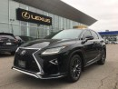 Used 2016 Lexus RX 350 F Sport Series 3 for sale in Brampton, ON